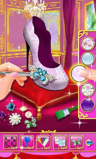 princess fashion - royal shoes
