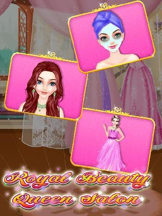 royal beauty queen salon