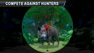 safari wild hunting animal - sniper shoot game