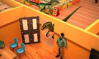 supermarket escape dash