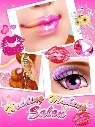 wedding makeup salon: girl game