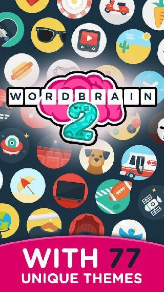 word brain themes
