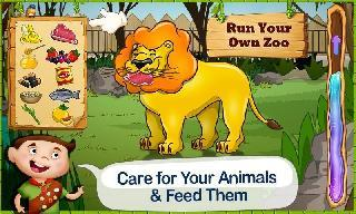 zoo keeper - care for animals