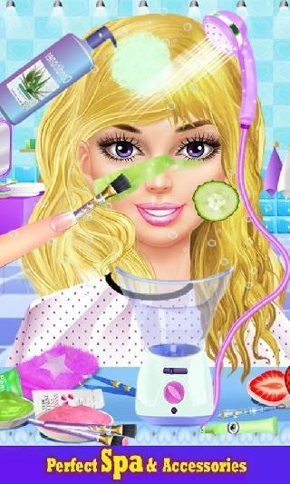 beauty salon - makeup me