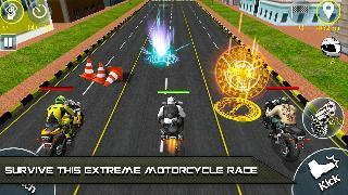 bike attack race 2 - shooting