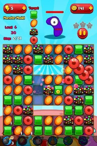 candy heroes story