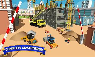city builder : high school construction games