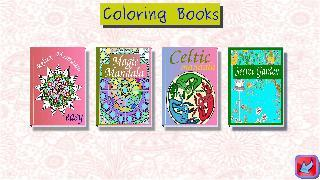 coloring books for adults lite