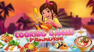 cooking games paradise - food fever and burger chef