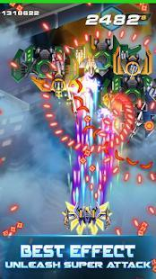 galaxy war - space shooter, phoenix alien shoot