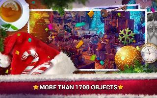 hidden objects christmas gifts  winter games