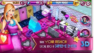 my boutique fashion shop game: shopping fever