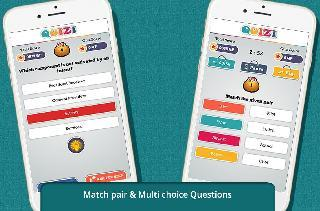 quizi - play, make quiz and earn