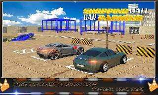 shopping mall car parking