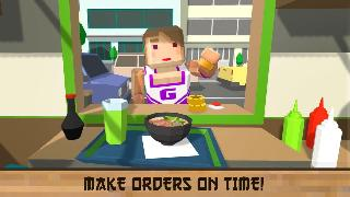 sushi chef: cooking simulator