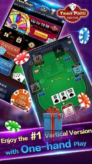 teen patti deluxe-real rewards