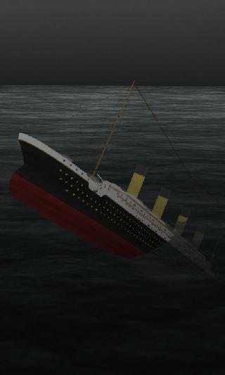 titanic: the unsinkable