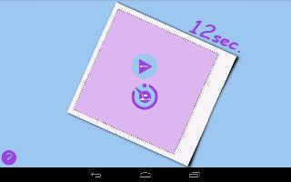 visual memory game - 12sec