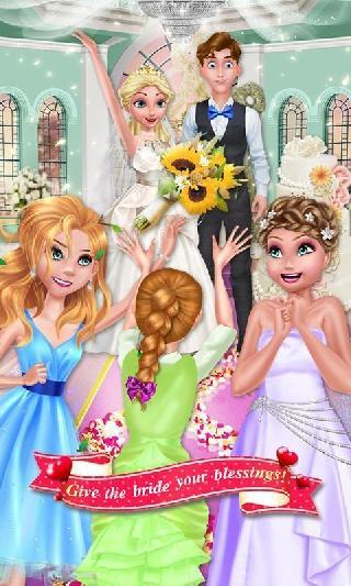 wedding bride - bridal salon