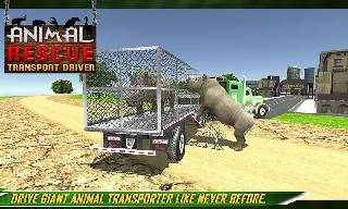 zoo animal transport simulator