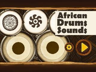 african drums sounds