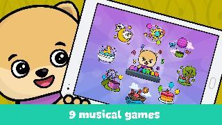baby piano and sounds for kids