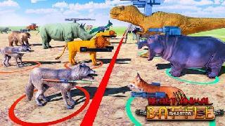 beast animals kingdom battle: epic battle