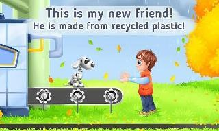clean the planet - educational game for kids