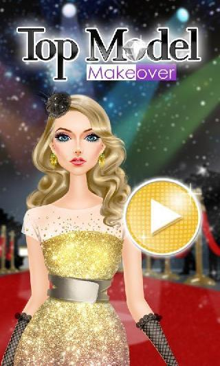 fashion show model makeover