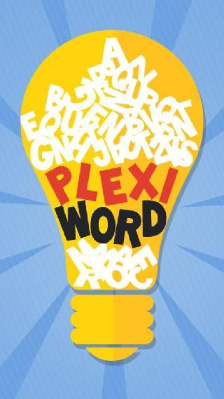 plexiword: brain thinking game and fun word guessing