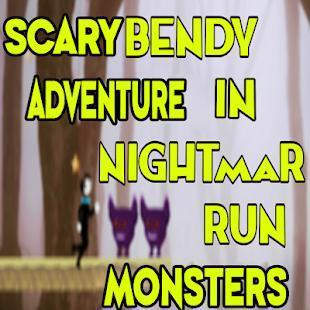 scary bendy adventure in nightmare monsters