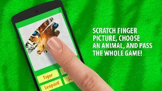 scratch: guess animal