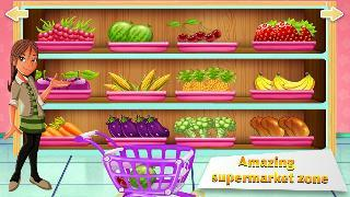 supermarket cash register kids