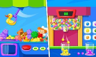 supermarket  game for kids