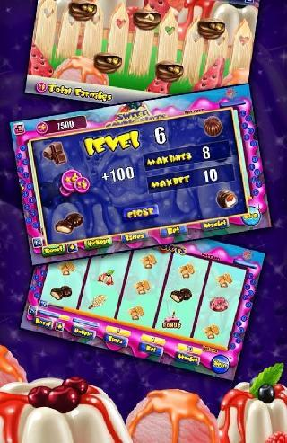 sweet candy slots