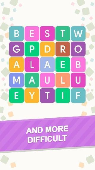 word search - brain game app