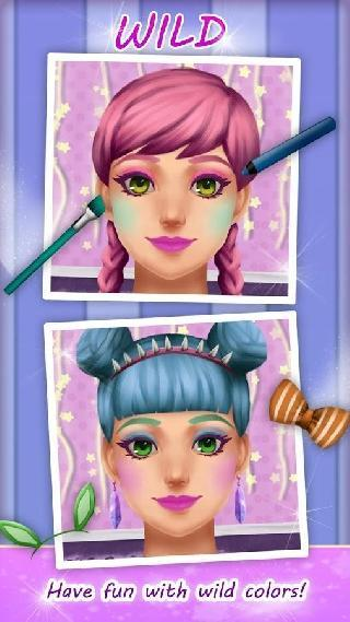 zoey's makeup salon and spa