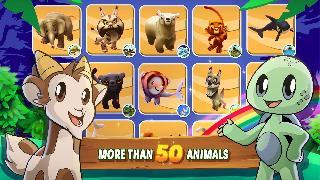 zoo evolution: animal saga
