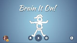brain it on: physics puzzles
