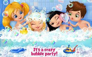 bubble party: crazy clean fun