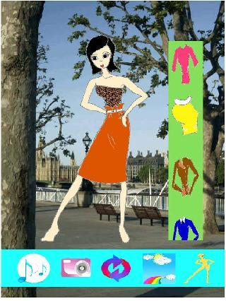 dress up fashion girl