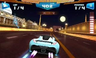fast racing 3d