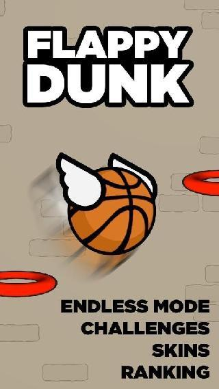flappy dunk