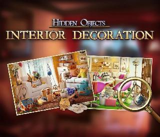 house makeover - hidden object