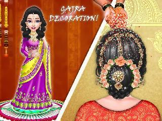 indian bride wedding fashion makeover