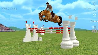 jumpy horse show jumping