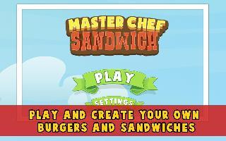 master chef hamburger maker