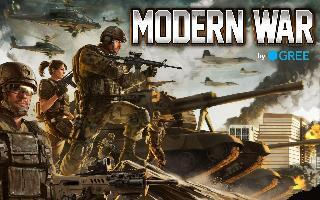 modern war by gree