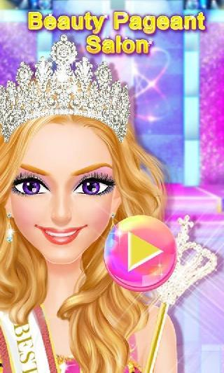 pageant queen - star girls spa