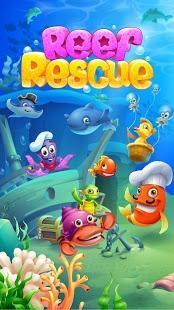 reef rescue: match 3 adventure